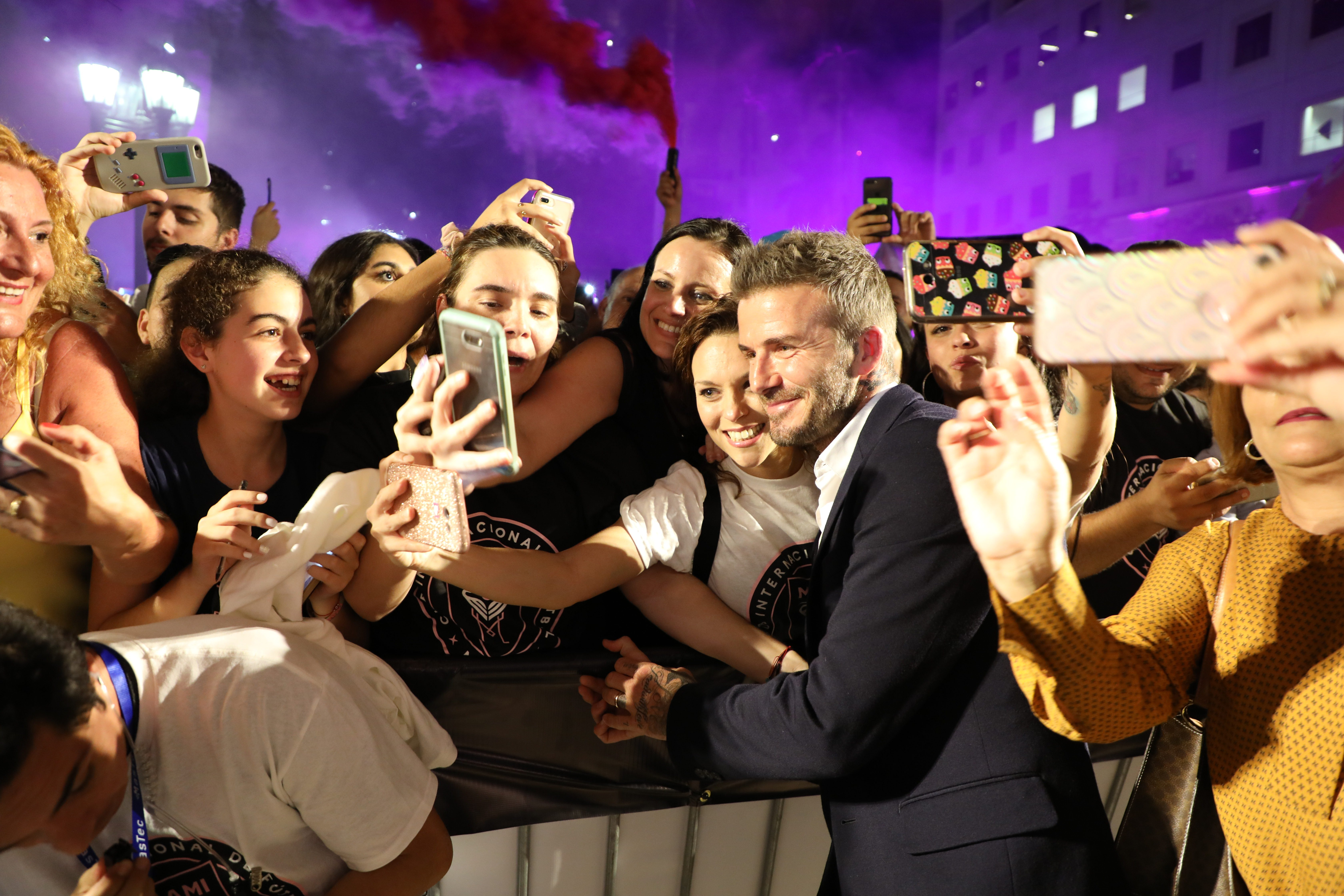 Beckham scores key victory after voters endorse stadium plan in referendum